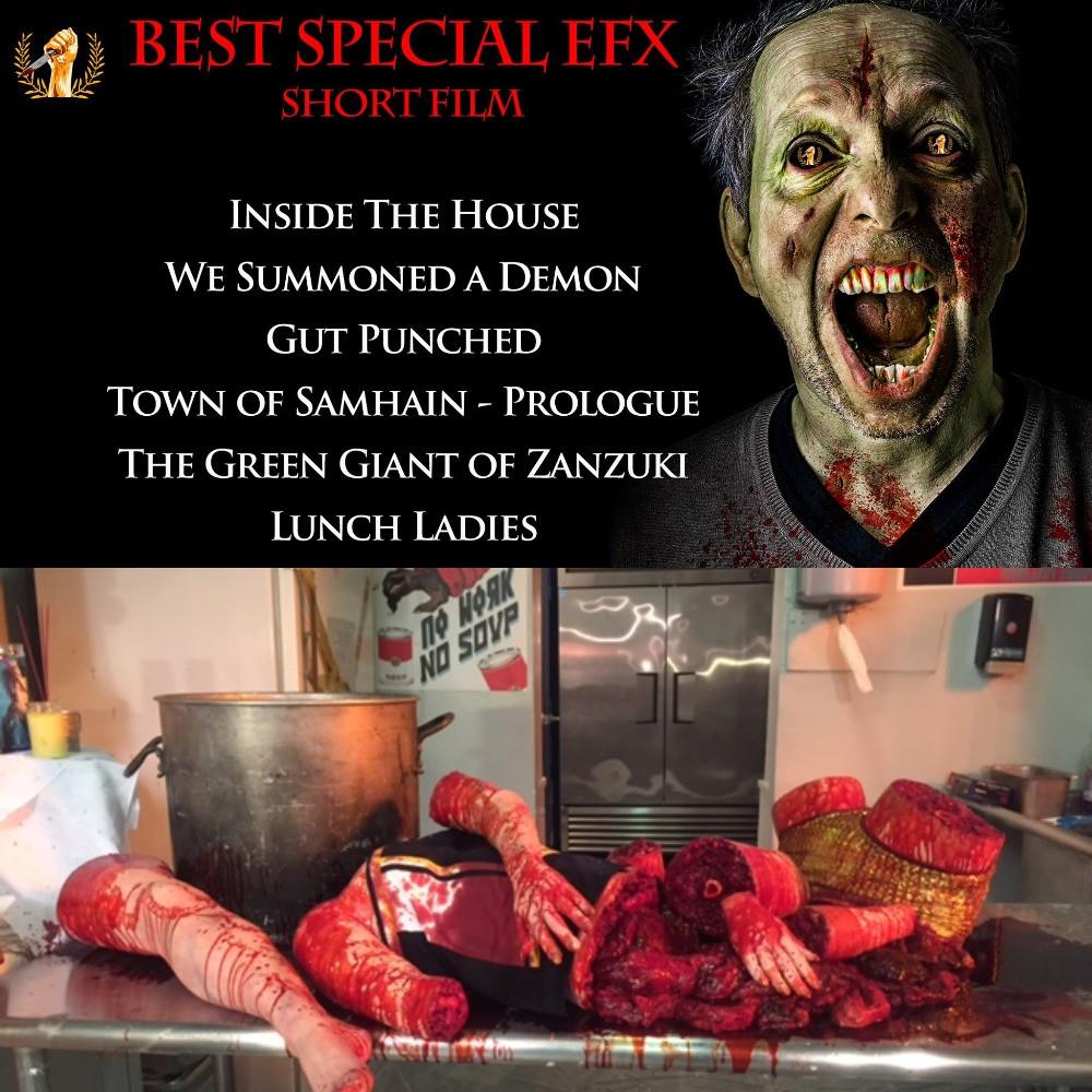 Crimson Screen Horror Fest