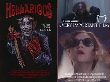 Lunch Ladies Schmooze Their Way Onto Hellarious Blu-Ray Anthology - Piss Off A Very Important Film