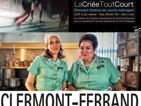 Lunch Ladies Still Plaguing Clermont-Ferrand Programmers - Tag Along To La Criée Tout Court Fest