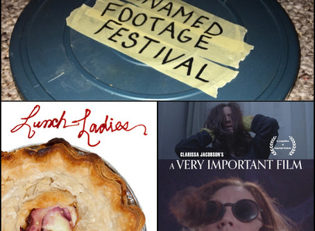 Lunch Ladies Glom On To The World Premiere Of A Very Important Film At Unnamed Footage Fest