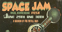 Space Jam Multimeda Fest