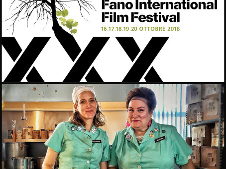 Lunch Ladies Score Italian Premiere At Fano Film Fest - Excited To Eat As Much Cannoli As Possible