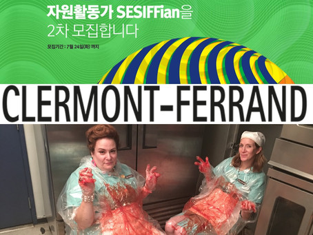 Lunch Ladies DUPED By Clermont-Ferrand!  Head To Korea For SESIFF
