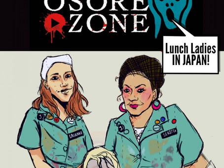 Japan! Lunch Ladies To Stream on Channel Osorezone After Shipping Sushi Pot Pie To Japanese Execs
