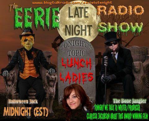 Eerie Late Night Radio Show