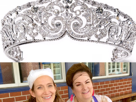 Nominated For Nightmares Fest Best Horror Comedy, Harry Winston Gifts Lunch Ladies Diamond Tiaras