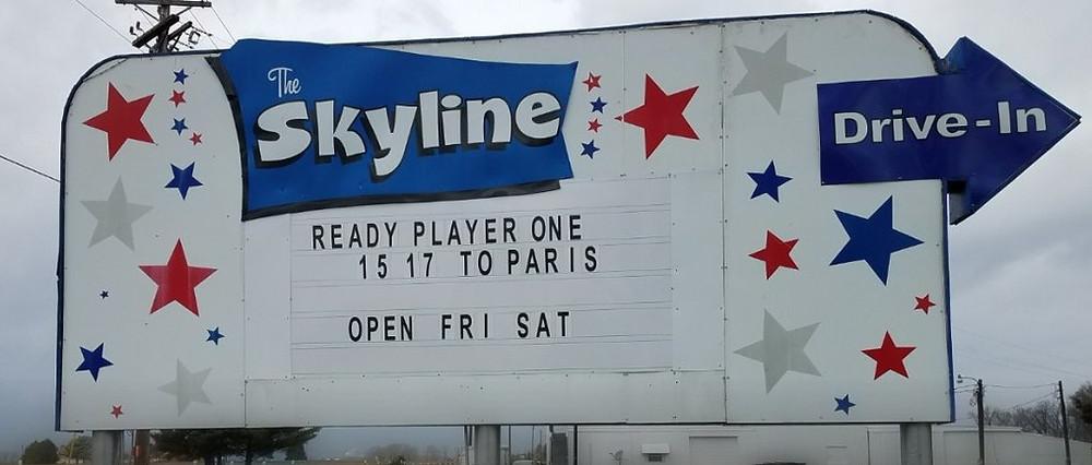 Skyline Drive-In Theatre