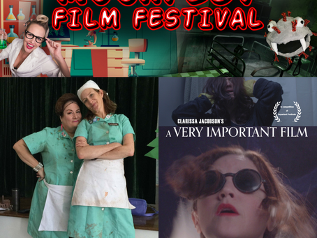 Lunch Ladies Make A Mockery Out Of  Mockfest By Tagging Along With A Very Important Film