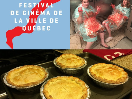 Lunch Ladies Head To Quebec City Film Fest To Pedal Fresh Tourtière And Bastardize French Language