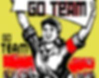 Go Team!  Poster