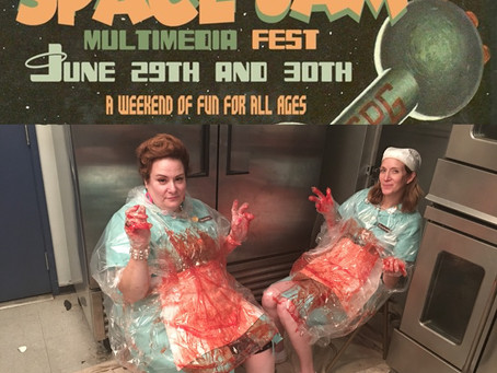 Lunch Ladies To Screen At Space Jam Multimedia Fest After Cutting A Deal With Satan