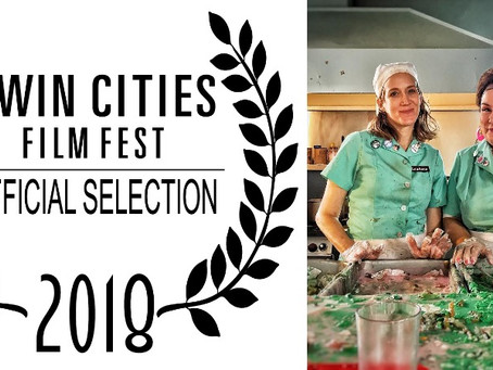 Lunch Ladies Cash In On The Power Of Minnesota Nice - Twin Cities Film Fest Forced To Program Them