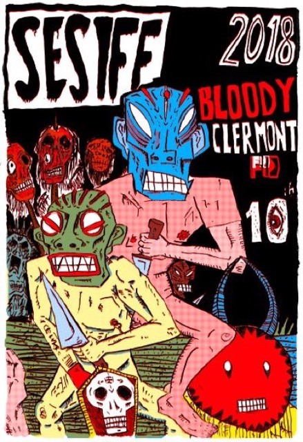 Bloody Clermont-Ferrand SESIFF