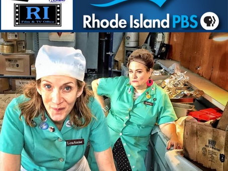PBS - Lunch Ladies Go High-Brow With Flickers Rhode Island Film Fest