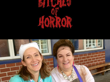 Lunch Ladies Score A Spot On The Bitches Of Horror TV Show After Astounding Catfight