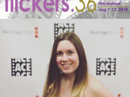 Amelia Allwarden Wins Best Editing At Rhode Island Int'l Film Fest - Smug Lunch Ladies