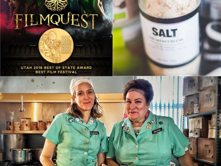 """""""Selfless"""" Lunch Ladies Head To Utah's FilmQuest Fest To Bring Back Salt For Cash-Strapped School"""