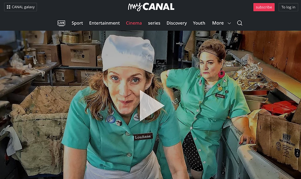 Canal+ My Canal Lunch Ladies