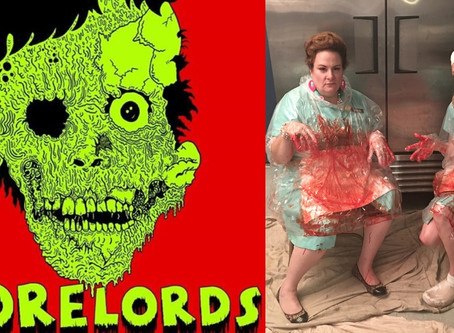 """GoreLords Podcast Loves The Lunch Ladies - Lunch Ladies Firmly Tell Them:  """"We're Taken."""""""