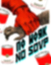 No Work No Soup Poster
