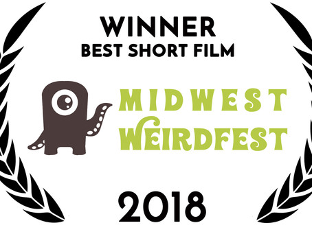 Lunch Ladies Win Best Short At MidWest WeirdFest - No Longer In Denial That They're Weird