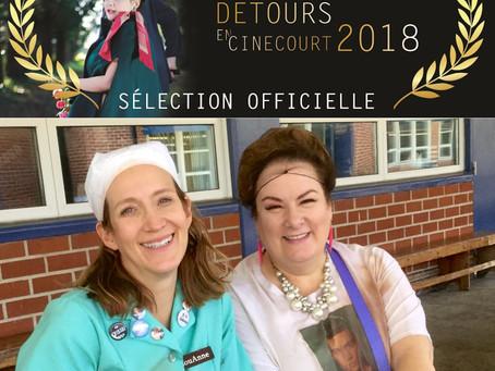Lunch Ladies Head To France Again - Glom Unto Détours en Cinécourt Film Fest