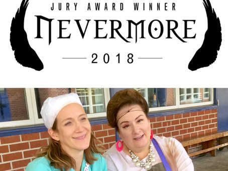 Lunch Ladies Develop Huge Egos After Winning Best North American Short At Nevermore Film Fest - &quo