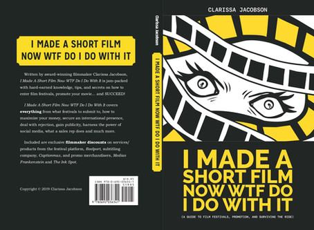 """""""I Made A Short Film Now WTF Do I Do With It"""" - Obnoxious Lunch Ladies Catalyst For Book"""