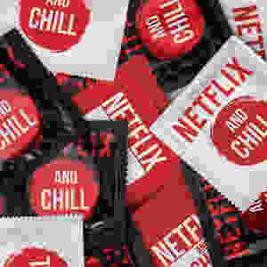 Netflix and Chill Condoms
