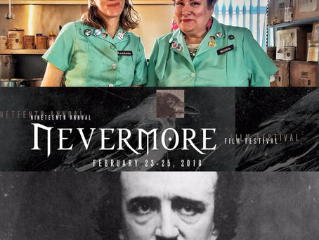 National Enquirer Claims Lunch Ladies Nevermore Film Fest Selection Caused Depp, Poe Love Triangle