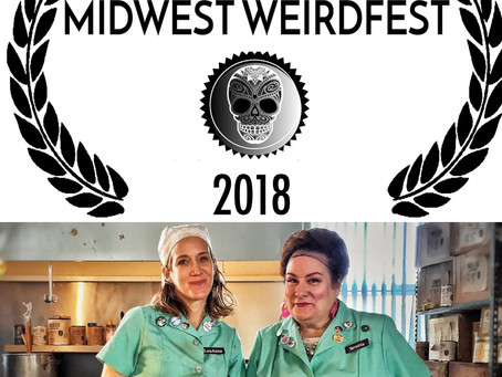 Lunch Ladies In Denial At Being Weird After Being Selected to Screen at MidWest WeirdFest