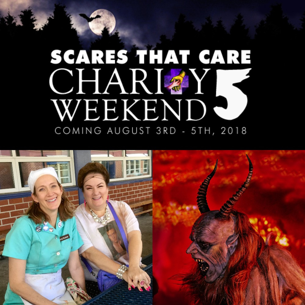 Scares That Care Charity Weekend