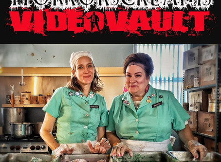 Lunch Ladies Score Sweet Write-Up From Horrorscreams Video Vault After Locking Reviewer In Dungeon