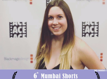 SOUR GRAPES!  Editor Amelia Allwarden Wins Best Editing At Mumbai Fest - Lunch Ladies Furious
