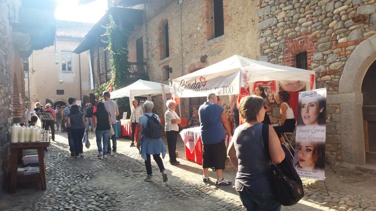 Le Rue del Ricetto di Candelo