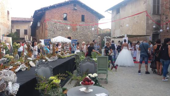 Ingresso Sposiamoci al Borgo 2018