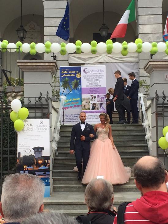 Sfilata Piazza Castello 2017