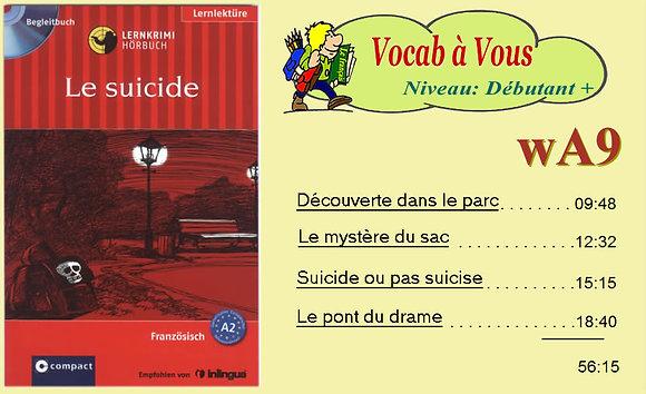 Le suicide  (Pack wA9)