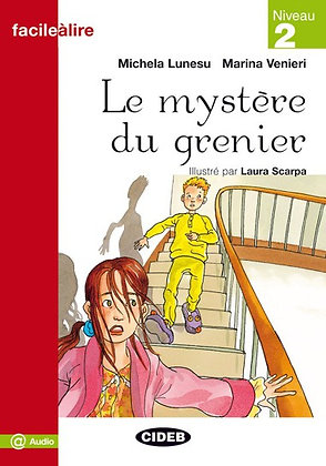 "Lunesu Michela - ""Le mystère du grenier""  (Pack wA95)"