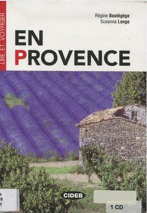 """Boutégège Régine - """"En Provence"""" - (Pack wB35)"""