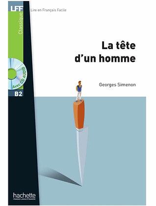 """Georges Simenon - """"La tête d'un homme"""" - (Pack wB59)"""