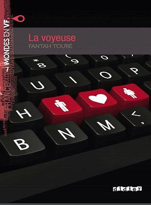 """Touré Fantah - """"La voyeuse""""  (Pack wA72)"""
