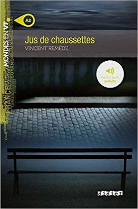 """Remède Vincent - """"Jus de chaussettes""""  (Pack wA57)"""