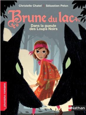 """Christelle Chatel - """"Dans la gueule des Loups Noirs""""  (wH15)"""