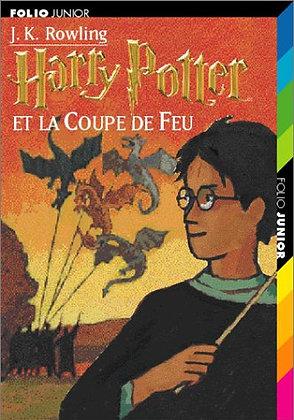 """Rowling J.K. - """"Harry Potter et la Coupe de feu""""  (Pack wD26)"""