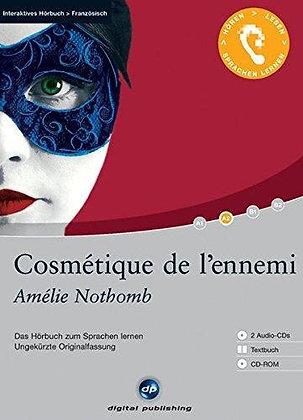 Nothomb Amélie - Cosmétique de l'ennemi  (Pack wD4)
