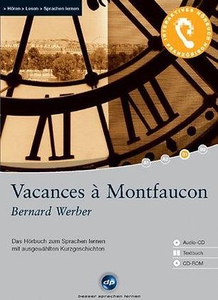 "Werber Bernard - ""Vacances à Montfaucon"" - (Pack wB49)"