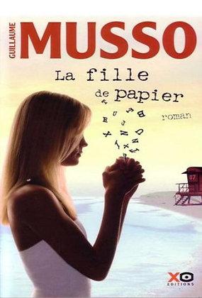 """Guillaume Musso - """"La fille de papier""""  (Pack wD31)"""