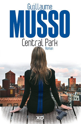 "Guillaume Musso - ""Central park""  (Pack wD41)"