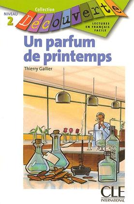 """Gallier Thierry - """"Un parfum de printemps""""  (Pack wA78)"""